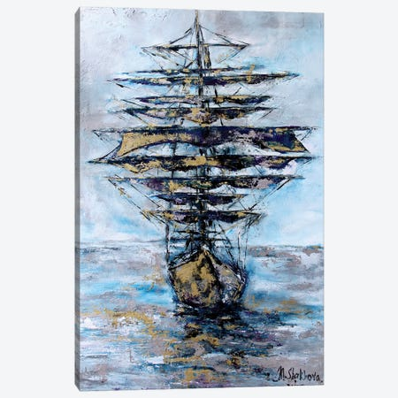 Back Home Canvas Print #MNA1} by Marianna Shakhova Art Print