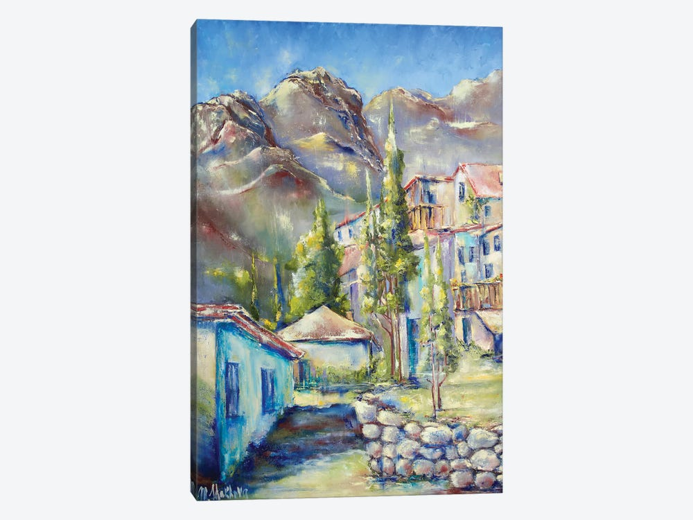 Serenity by MARIANNA SHAKHOVA 1-piece Canvas Art Print
