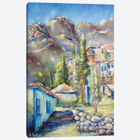 Serenity Canvas Print #MNA20} by Marianna Shakhova Canvas Artwork