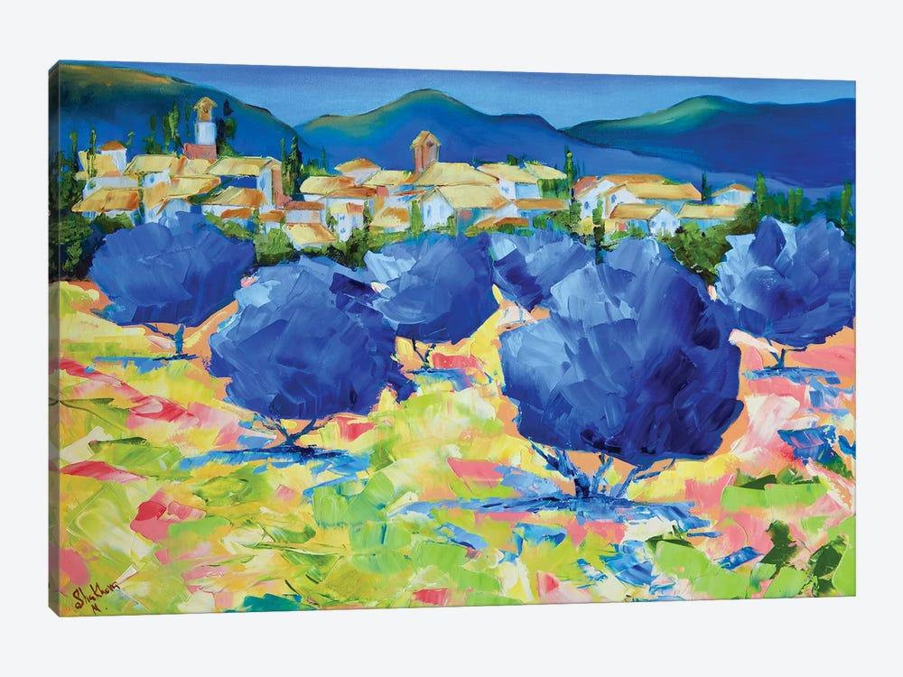 Summer Heat by Marianna Shakhova 1-piece Art Print