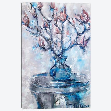 The Remnants Of Paradise 3-Piece Canvas #MNA24} by Marianna Shakhova Canvas Art Print