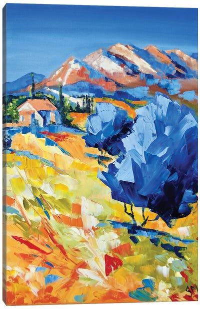 Tuscany Canvas Print #MNA25