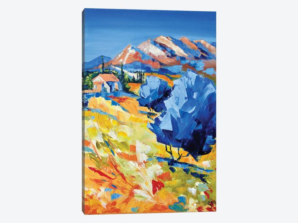 Tuscany by Marianna Shakhova 1-piece Canvas Wall Art