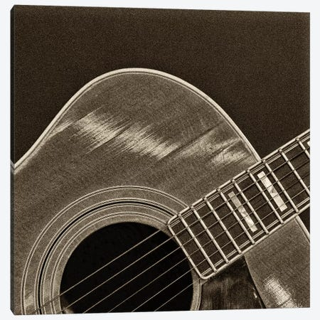 String Quartet I Canvas Print #MNA27} by Monte Nagler Art Print