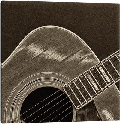String Quartet I Canvas Art Print