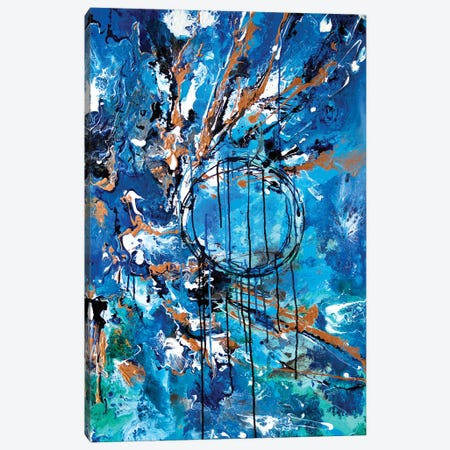 Chaos Theory Canvas Print #MNA2} by Marianna Shakhova Canvas Art Print