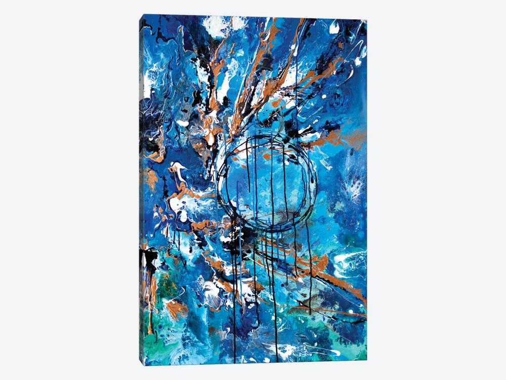 Chaos Theory by Marianna Shakhova 1-piece Canvas Wall Art