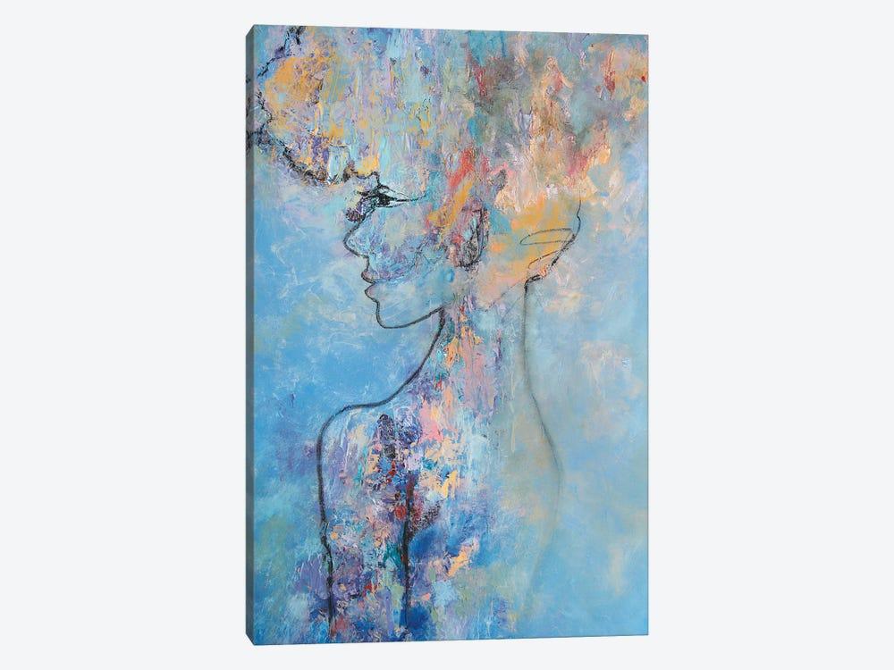 Parisian by Marianna Shakhova 1-piece Art Print