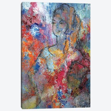 French Movie Canvas Print #MNA49} by Marianna Shakhova Canvas Artwork