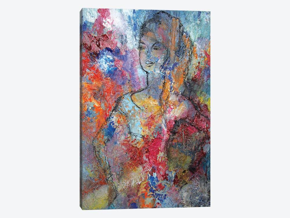 French Movie by Marianna Shakhova 1-piece Canvas Artwork