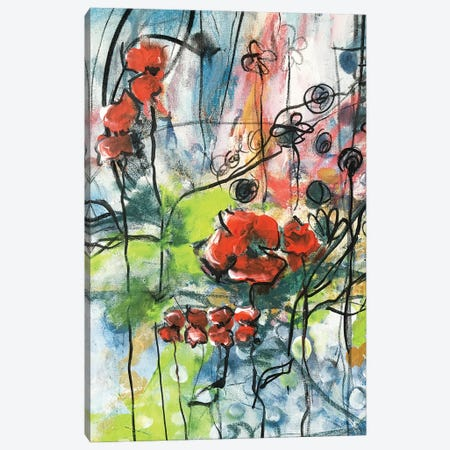Summer Time Canvas Print #MNA51} by Marianna Shakhova Canvas Art Print