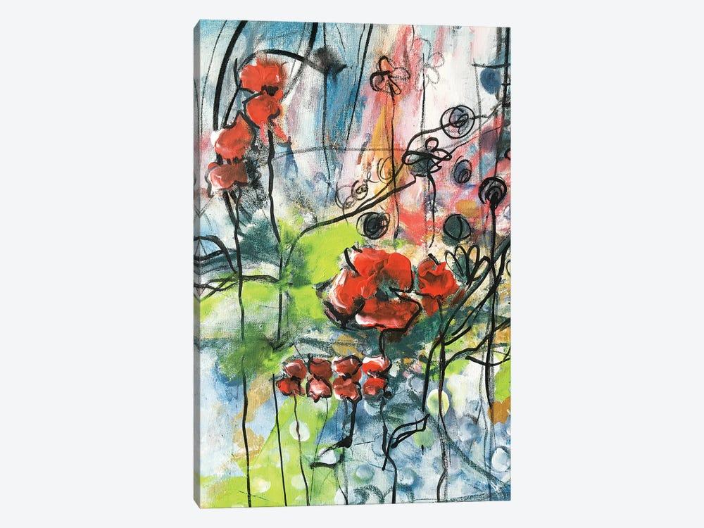Summer Time by Marianna Shakhova 1-piece Canvas Print