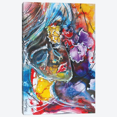 Nature Queen Canvas Print #MNA55} by Marianna Shakhova Canvas Wall Art