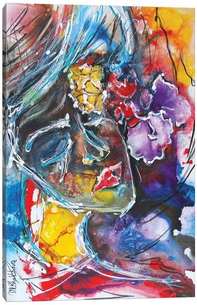 Nature Queen Canvas Art Print