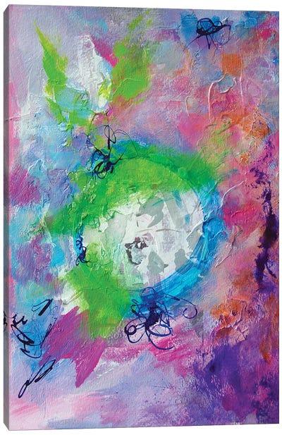 Happy Thoughts II Canvas Art Print