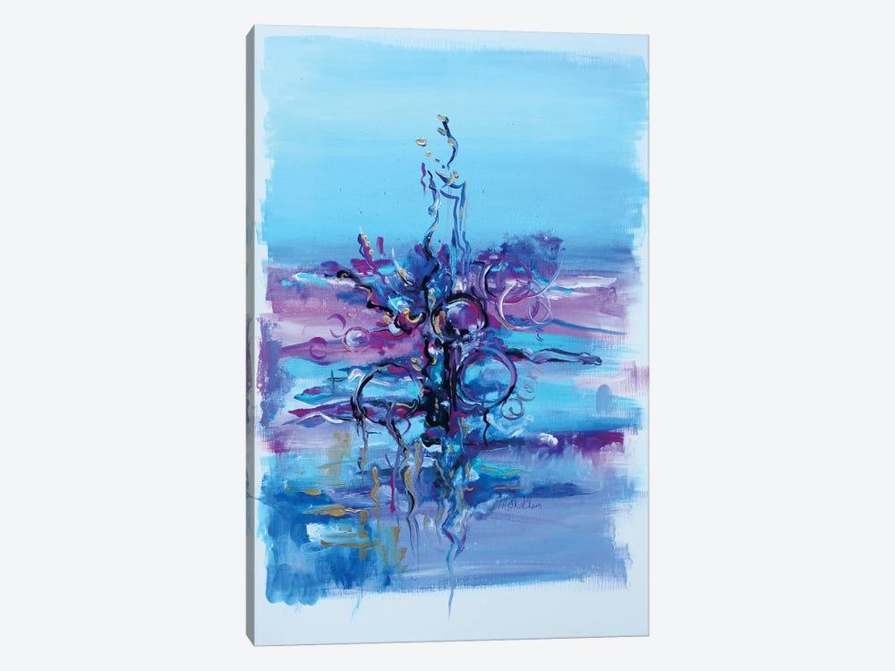 Extravaganza by Marianna Shakhova 1-piece Canvas Art Print