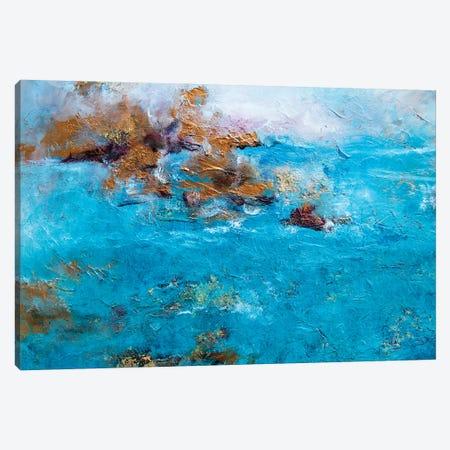 Ocean Canvas Print #MNA60} by Marianna Shakhova Canvas Wall Art