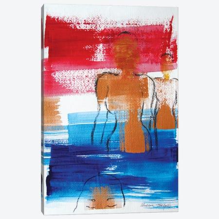 Ritual Canvas Print #MNA64} by Marianna Shakhova Art Print