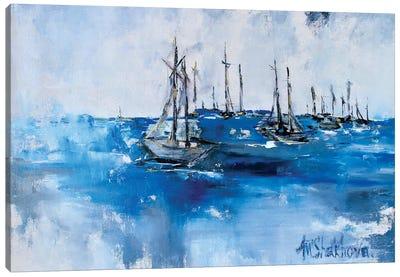 Lake Michigan Canvas Print #MNA8