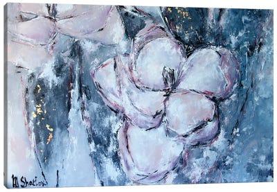 Magnolia Canvas Print #MNA9