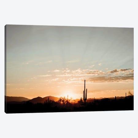 Desert Sunrise Canvas Print #MND72} by Mandy Lynne Canvas Wall Art