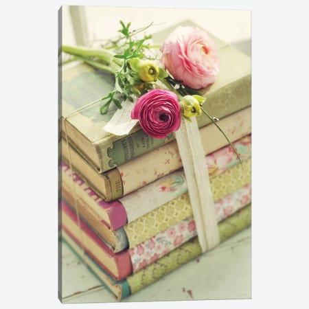 Books Canvas Print #MND9} by Mandy Lynne Canvas Art