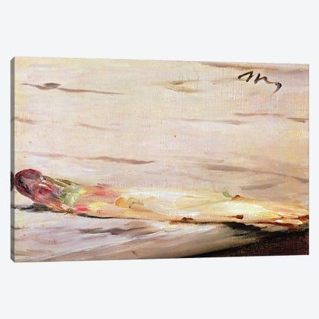 Asparagus, 1880 Canvas Print #MNE58} by Edouard Manet Art Print