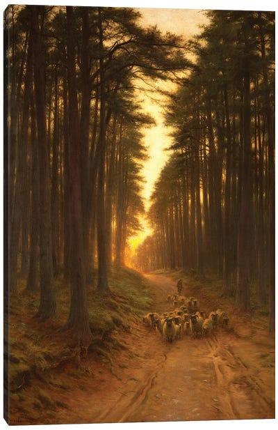 Now Came Still Evening On, c.1905 Canvas Art Print