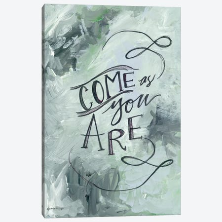 Come As You Are I Canvas Print #MNG100} by Jessica Mingo Canvas Art