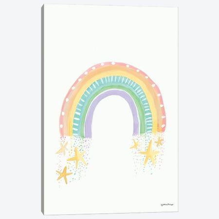 Rainbow Dream Canvas Print #MNG115} by Jessica Mingo Canvas Artwork
