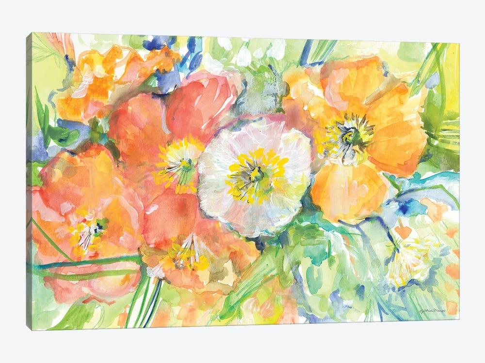 Poppies for Karen by Jessica Mingo 1-piece Art Print