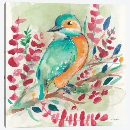 Warm Sunrise Canvas Print #MNG19} by Jessica Mingo Canvas Print