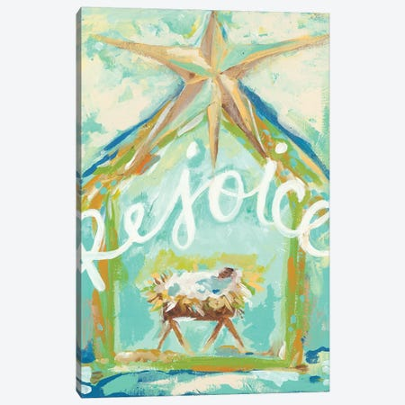Rejoice Canvas Print #MNG25} by Jessica Mingo Canvas Art Print