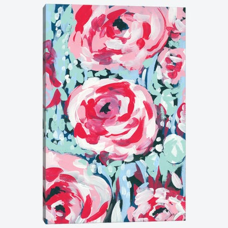 Chorus of the Rose Canvas Print #MNG2} by Jessica Mingo Canvas Print