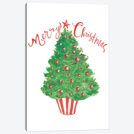 Christmas Whimsy II Canvas Print #MNG31} by Jessica Mingo Canvas Print