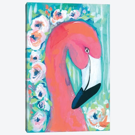 Summer Sun I Canvas Print #MNG44} by Jessica Mingo Canvas Art Print