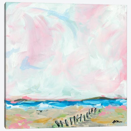 Beach Days II Canvas Print #MNG52} by Jessica Mingo Art Print
