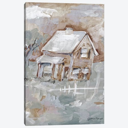 Lodge    Canvas Print #MNG62} by Jessica Mingo Canvas Art