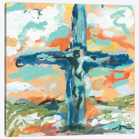 Resurrection Canvas Print #MNG64} by Jessica Mingo Canvas Print