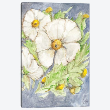 Mitilija Poppies Canvas Print #MNG85} by Jessica Mingo Canvas Print