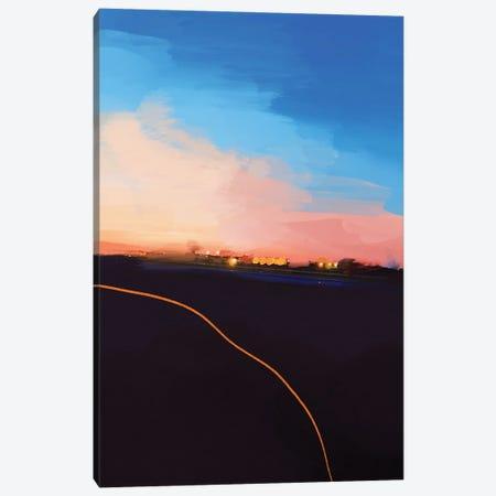 Leaving Philly Last Summer Canvas Print #MNH132} by Morgan Harper Nichols Canvas Art Print