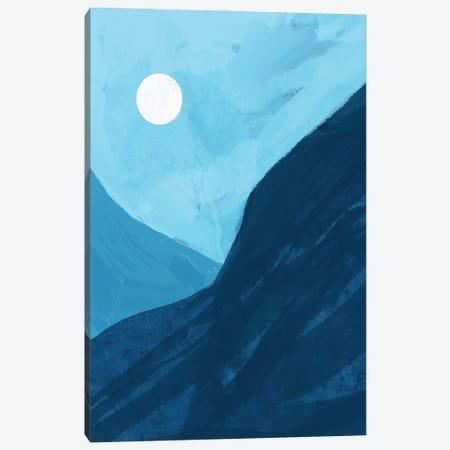 Blue Canyon Canvas Print #MNH165} by Morgan Harper Nichols Canvas Print