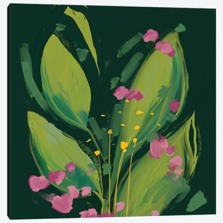 Flowers I Canvas Print #MNH20} by Morgan Harper Nichols Canvas Art Print