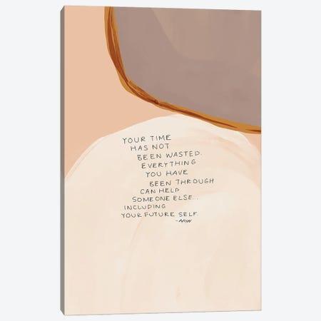 Future Self Canvas Print #MNH21} by Morgan Harper Nichols Canvas Print