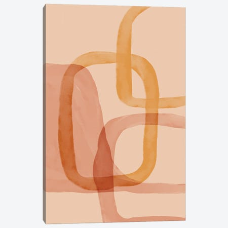 Abstract Shapes I Canvas Print #MNH2} by Morgan Harper Nichols Canvas Wall Art