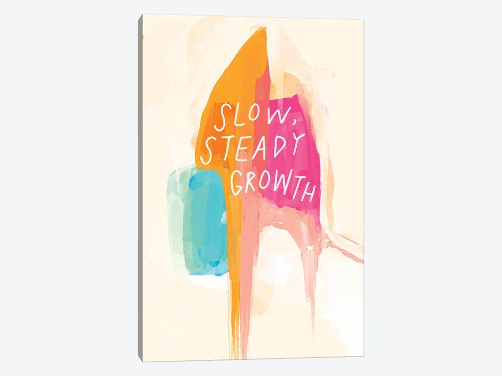 Slow Steady Growth by Morgan Harper Nichols 1-piece Canvas Wall Art