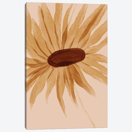Sunflower Canvas Print #MNH51} by Morgan Harper Nichols Canvas Wall Art