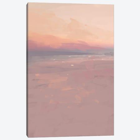 Sunset Beach Canvas Print #MNH52} by Morgan Harper Nichols Canvas Wall Art