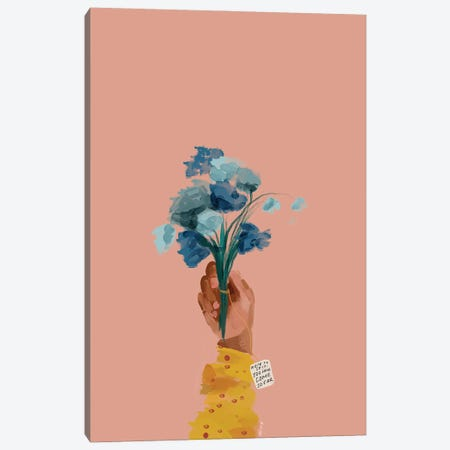 You Have Come So Far Canvas Print #MNH61} by Morgan Harper Nichols Canvas Print
