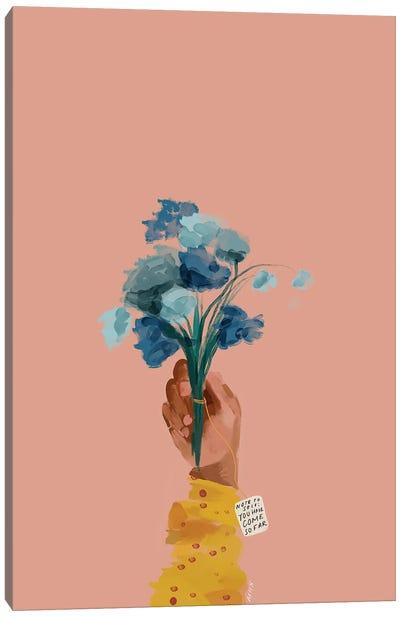 You Have Come So Far Canvas Art Print